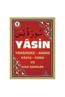 Efdal Yasin-i Şerif [Cep Boy - Arapça]